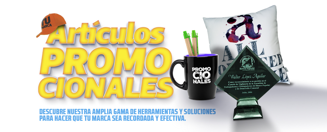 ACU - SLIDE - promocionales